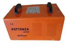 Foto1 - Máquina de Solda Pottenza Super DC