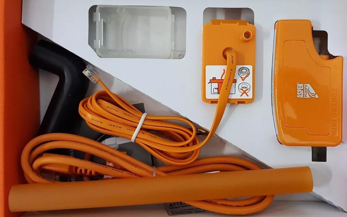 Imagem do produto Bomba Para Remoção Condensado 14l - 220v Mini Orange - ELGIN