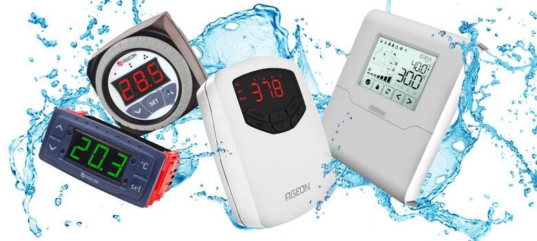 Foto4 - Controlador de Temperatura Ageon H101 - Web