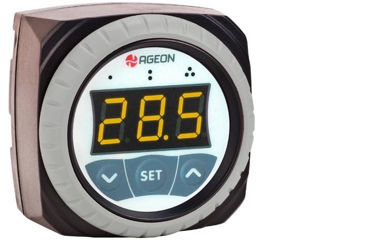 Imagem do produto Controlador de Temperatura Ageon H101 - Web