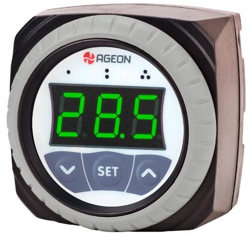 Imagem do produto Controlador de Temperatura Ageon H103 Color -50 a +100 graus