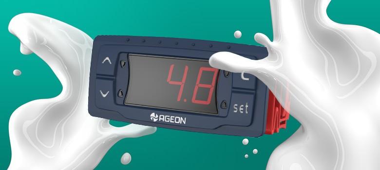 Imagem do produto Controlador de Temperatura Digital Ageon - Termostato G104