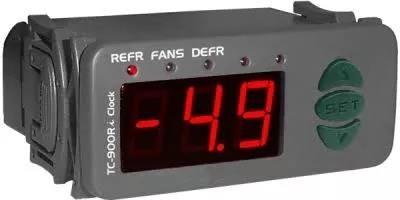 Imagem do produto Controlador Full Gauge TC900RI Clock/10 - 115/230vca