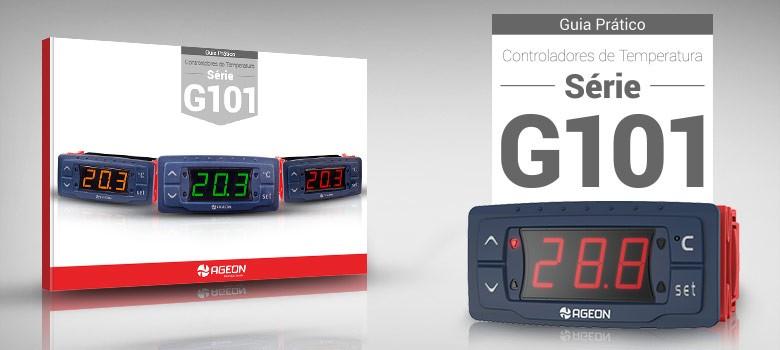 Foto2 - Controlador Temperatura Automático - Ageon - G101 -50 +100 graus - Bivolt