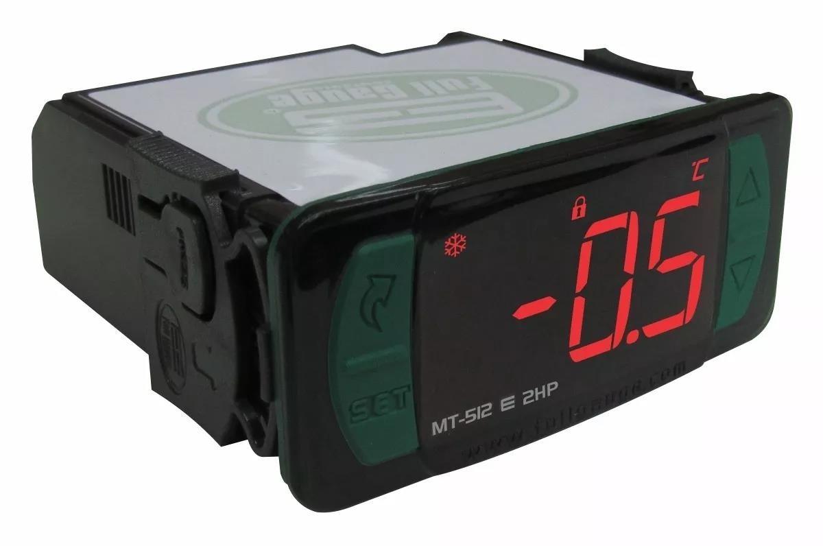 Imagem do produto Controlador Temperatura MT512E - 2HP Full Gauge - BIVOLT