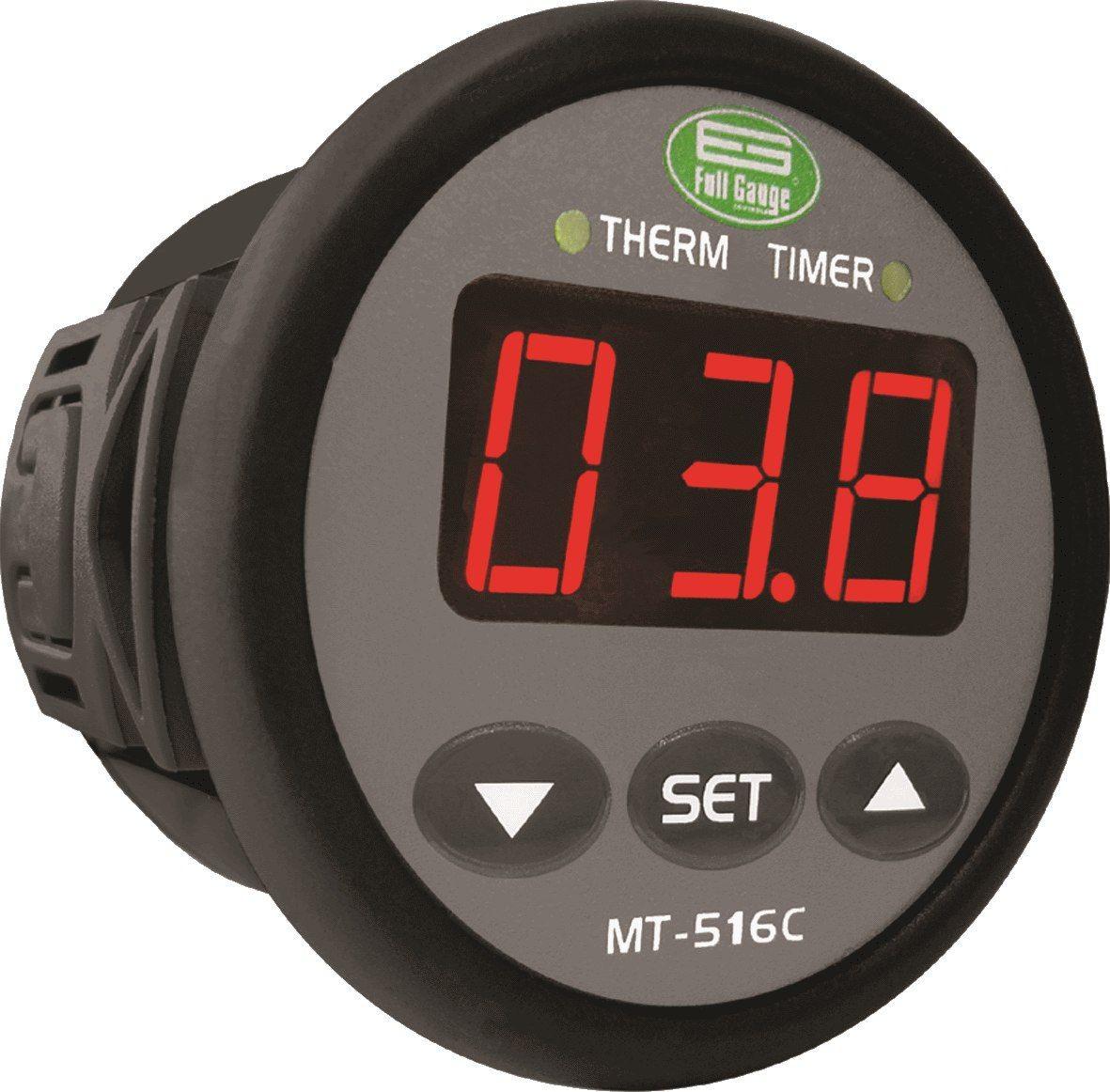 Imagem do produto Controlador Temperatura Timer Cíclico Full Gauge MT516C - BIVOLT