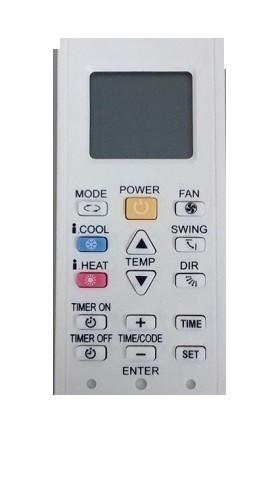 Imagem do produto Controle Universal p/ Aparelho Ar Condicionado Multimarcas tipo Split KT1000
