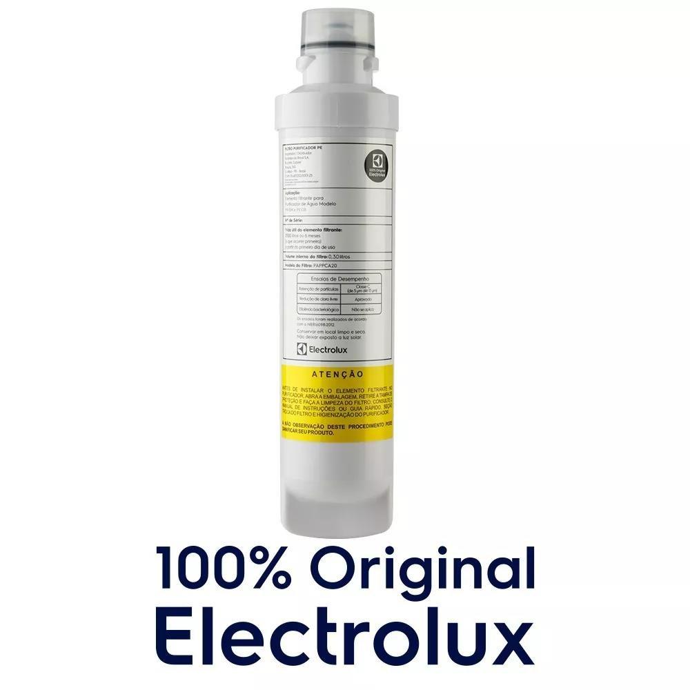 Imagem do produto Filtro Purificador Água Electrolux PE10B E PE10x