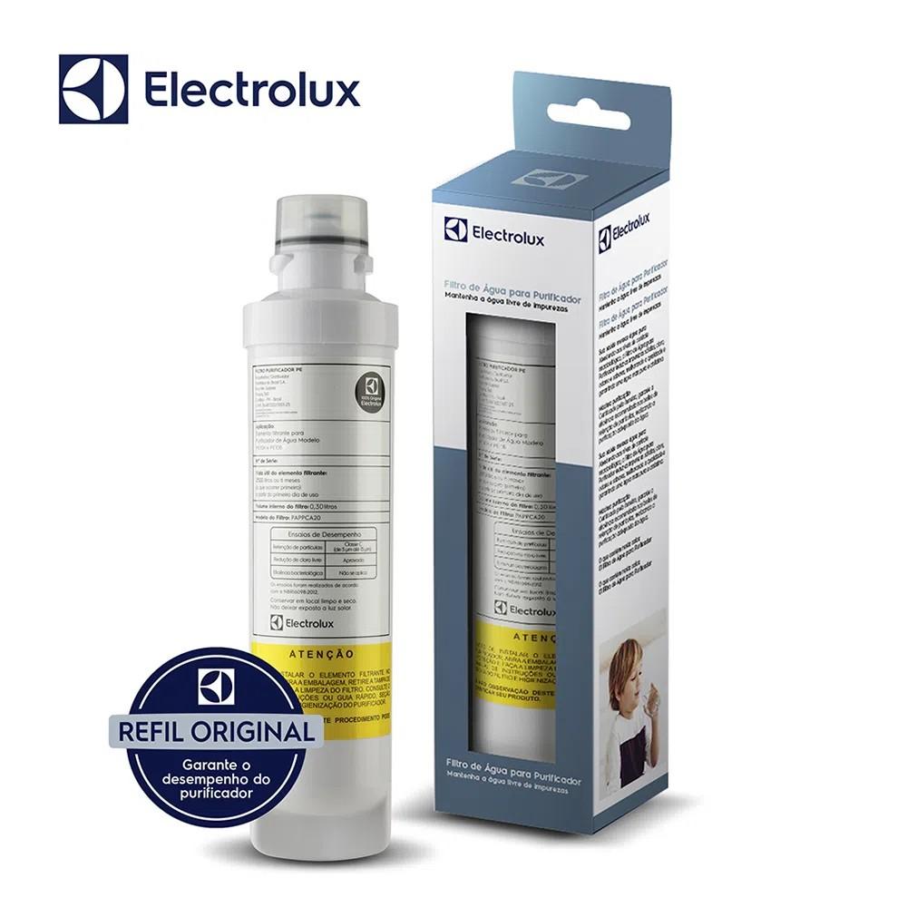Imagem do produto Filtro Refil Pappca40 Purificador Electrolux Pe11x Original