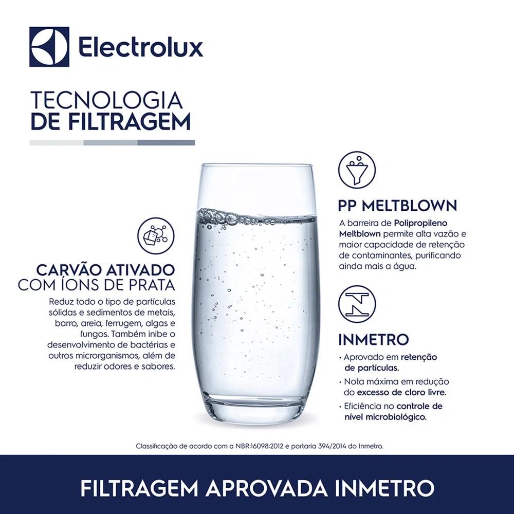 Foto2 - Filtro Refil Pappca40 Purificador Electrolux Pe11x Original