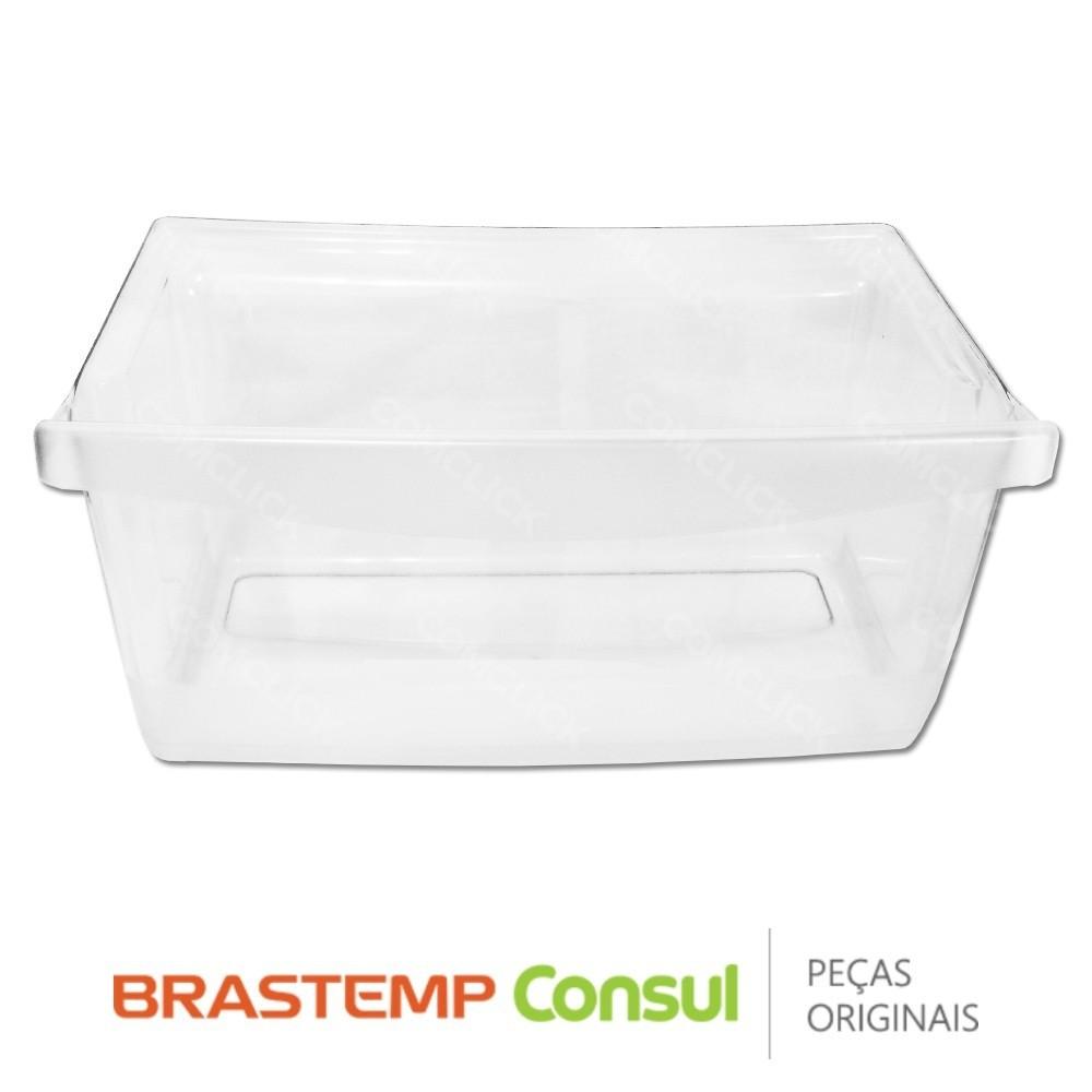 Imagem do produto Gaveta Legumes Original Geladeira Brastemp Consul W10581058
