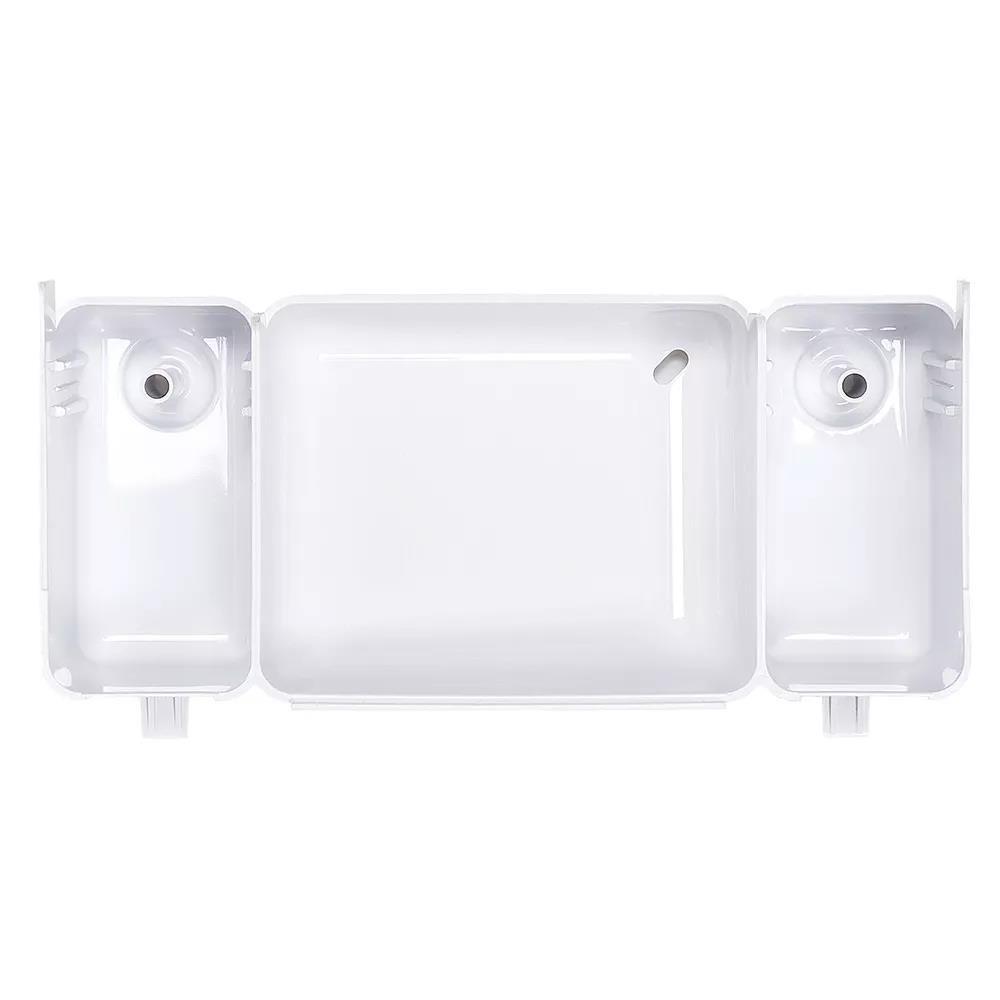 Foto2 - Gaveta Dispenser Lavadora Brastemp BWB22B - 03 Compartimentos W10223178