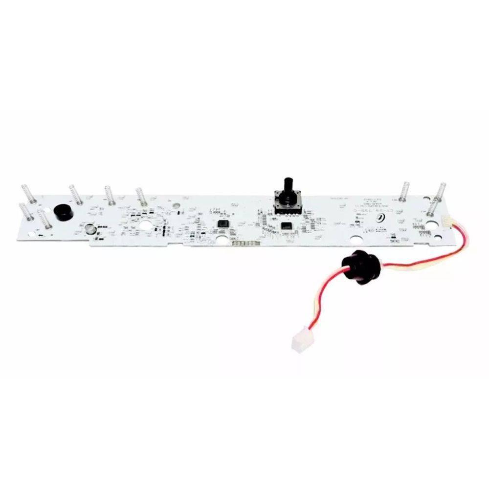Foto2 - Placa Eletrônica Interface Lavadora Brastemp W10463578