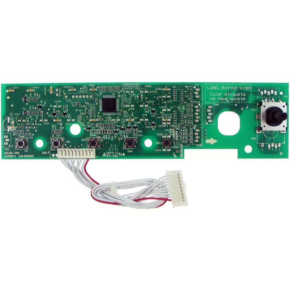 Imagem do produto Placa Eletrônica Interface Lavadora Consul W10626365