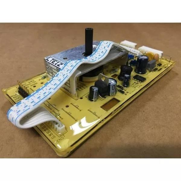 Foto3 - Placa Eletrônica Lavadora Electrolux LTE12 - 127V - 64502023
