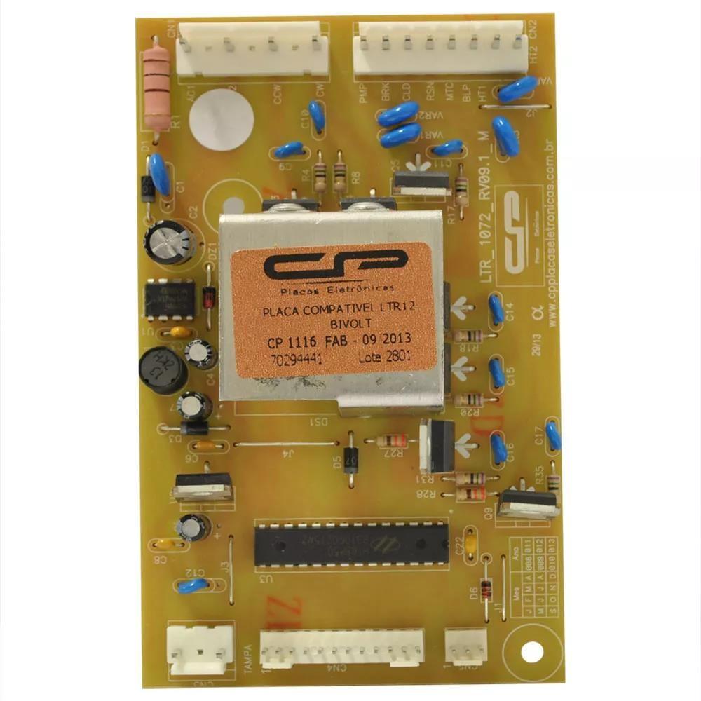 Imagem do produto Placa Eletrônica Lavadora Electrolux LTR12 Bivolt - CP