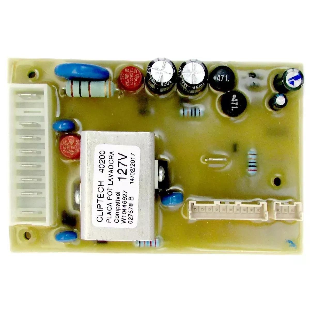 Imagem do produto Placa Eletrônica Potencia Original Brastemp - 127V