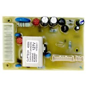 Foto1 - Placa Eletrônica Potencia Original Brastemp - 127V