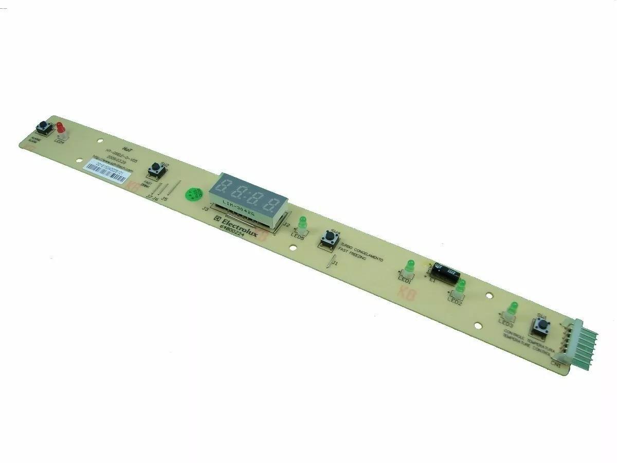 Imagem do produto Placa Interface Original Geladeira Electrolux