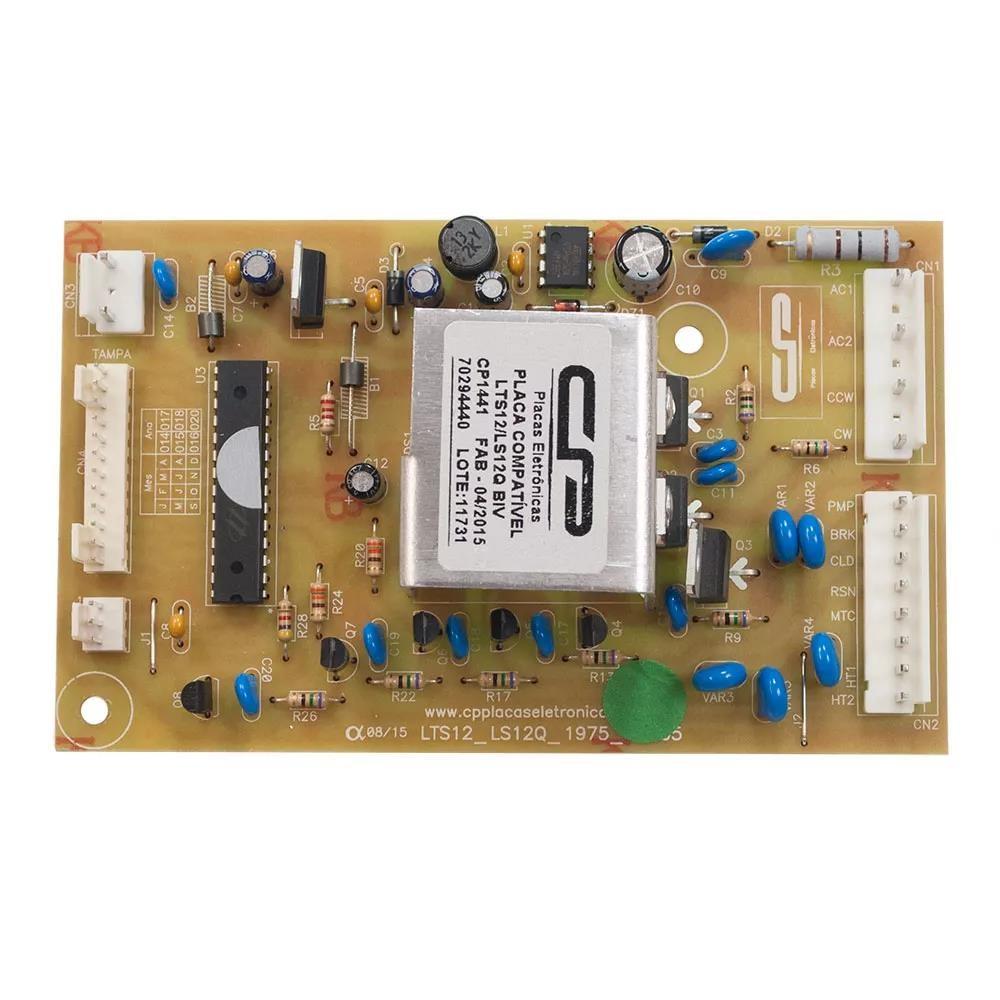 Imagem do produto Placa Potência Eletrônica Bivolt Lavadora LTS12/LS12Q 2611441