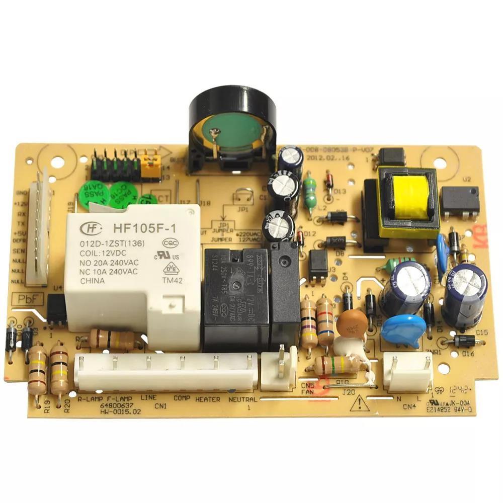 Imagem do produto Placa Potência Original Refrigerador Electrolux - DF80/DF80X