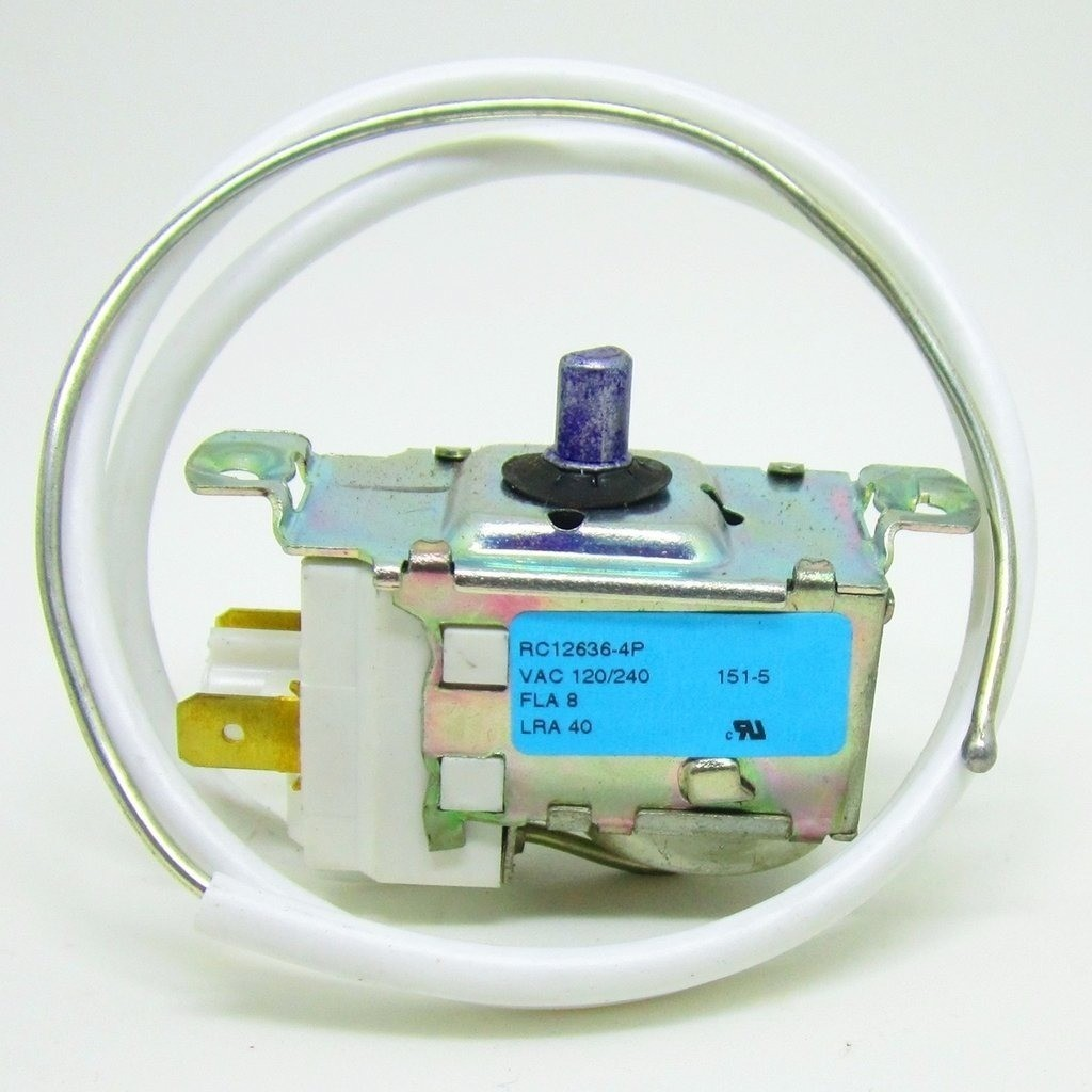 Imagem do produto Termostato Robertshaw RC12636-4P - Geladeira CCE / Dako 280 Lts