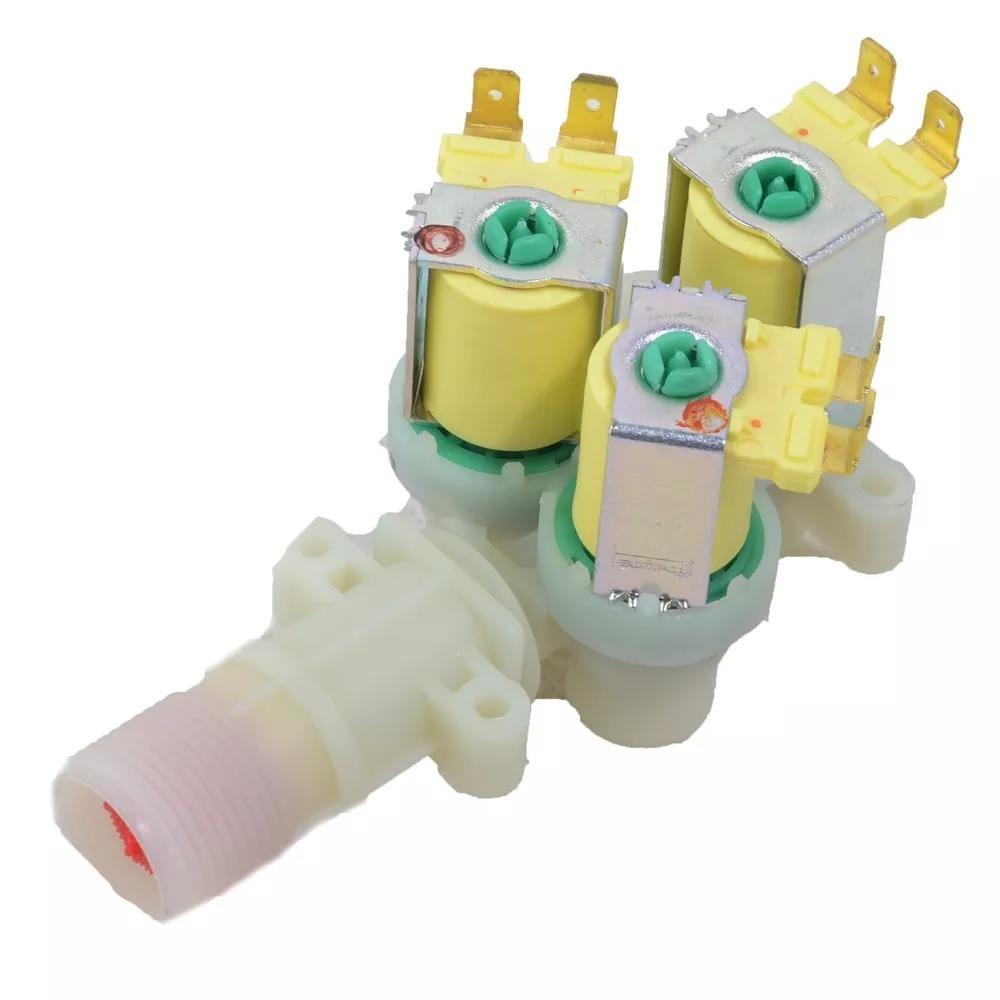 Imagem do produto Válvula Compatível Lavadora Brastemp 3 Vias 127v - Emicol