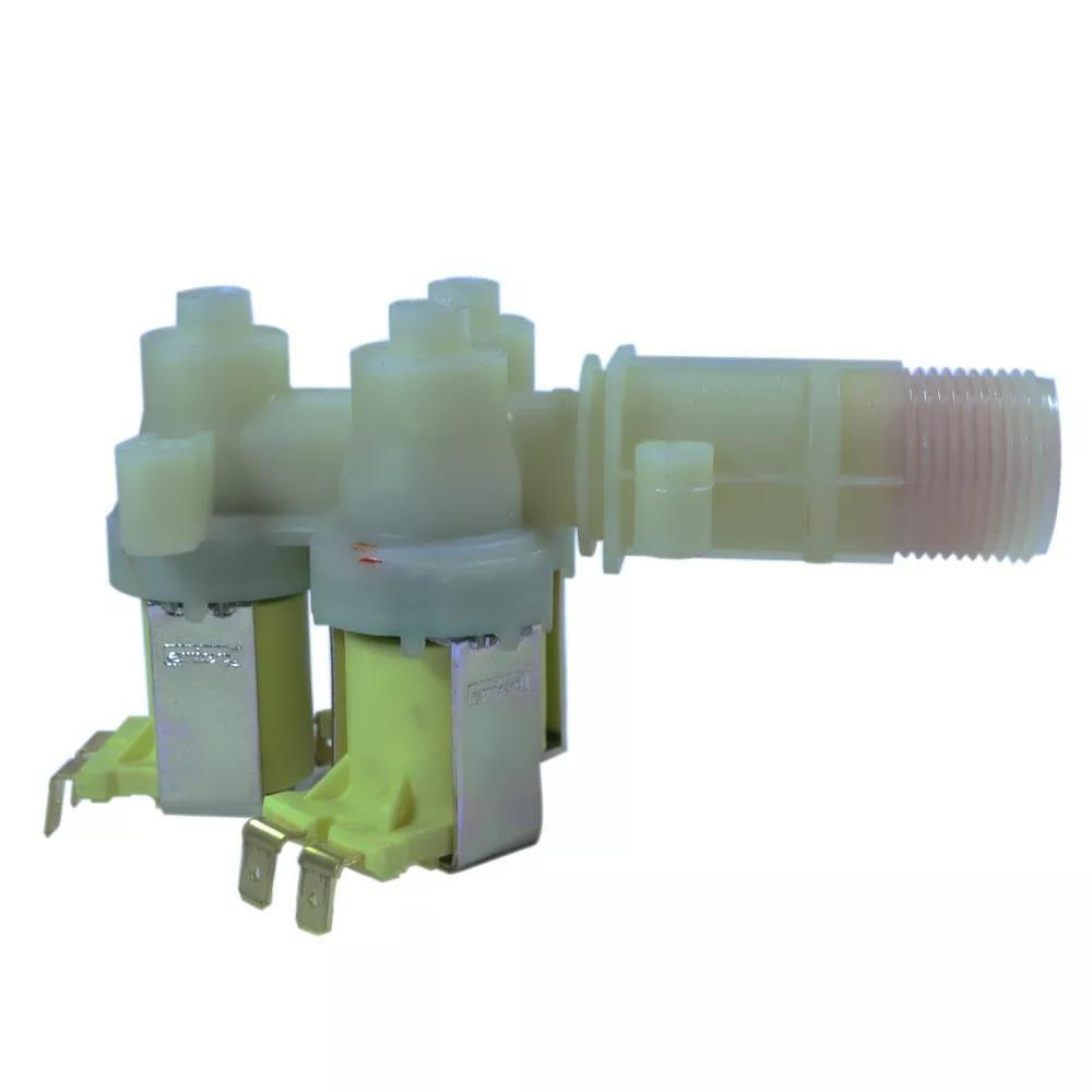 Foto3 - Válvula Compatível Lavadora Brastemp 3 Vias 127v - Emicol