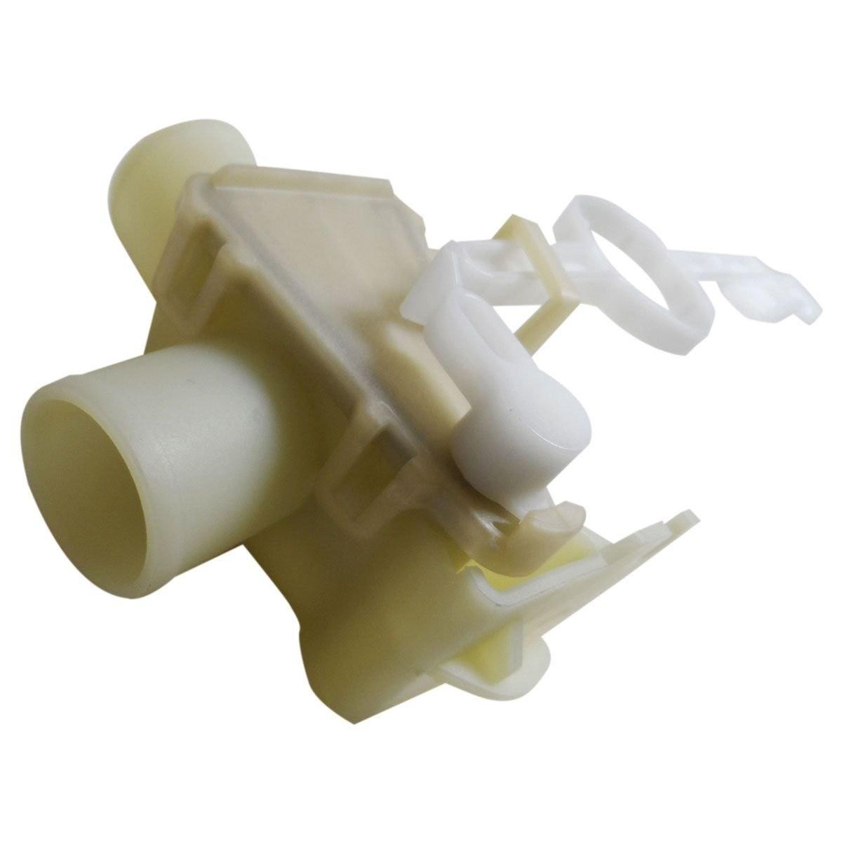 Foto2 - Válvula Direcionadora Fluxo Lavadora Electrolux - Emicol