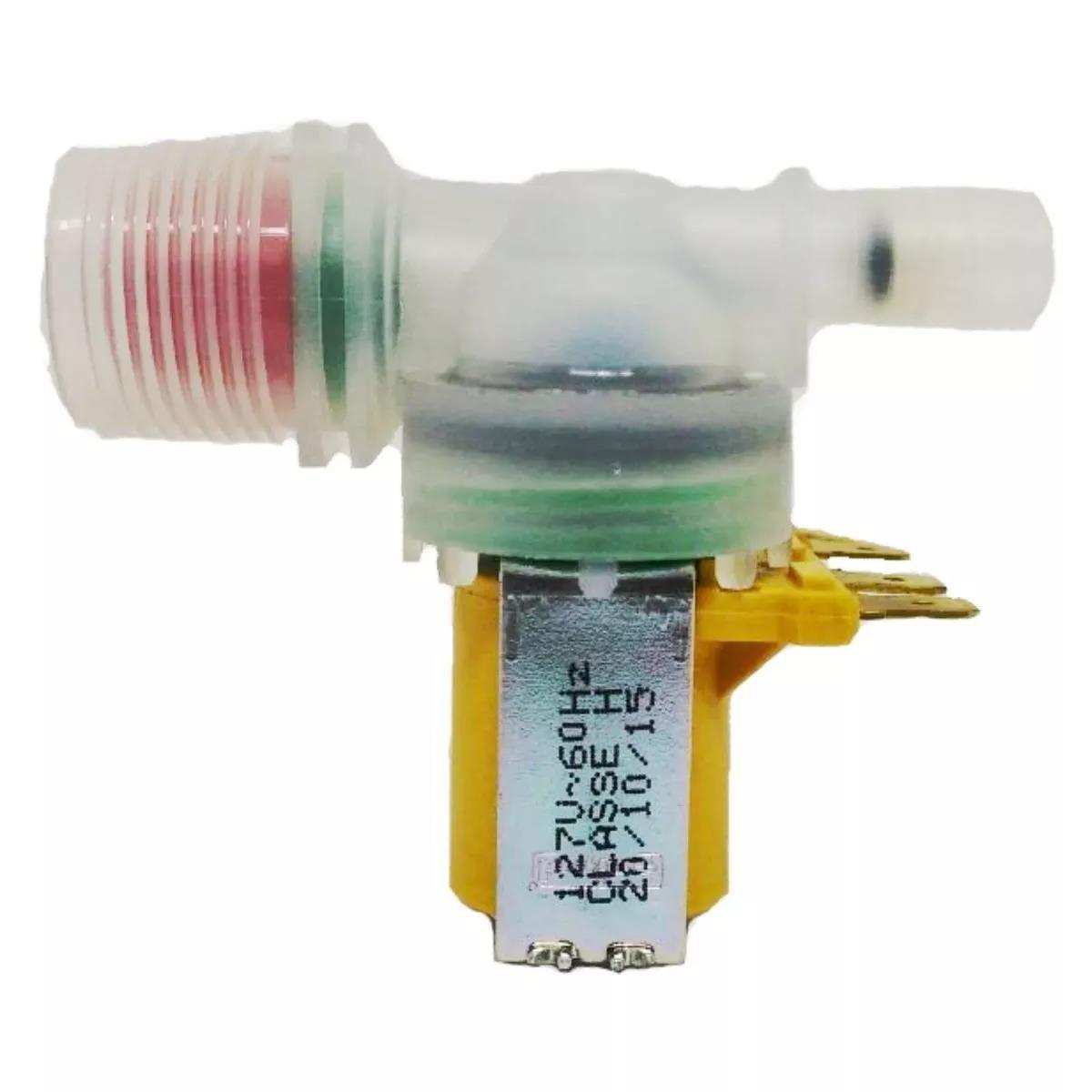 Imagem do produto Válvula Dupla Lavadora Electrolux LM06 - 127v - Emicol