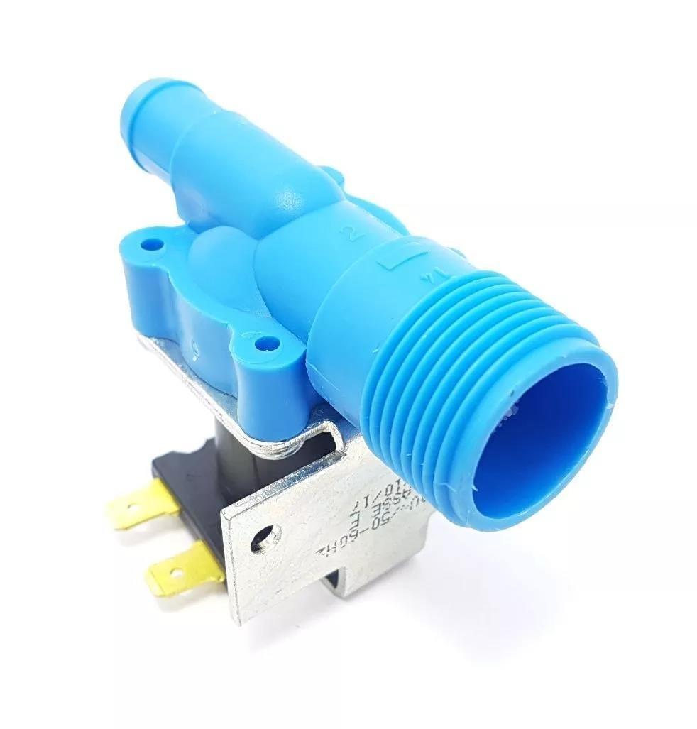 Imagem do produto Válvula Entrada água Lavadora Brastemp Convencional 127v - Emicol