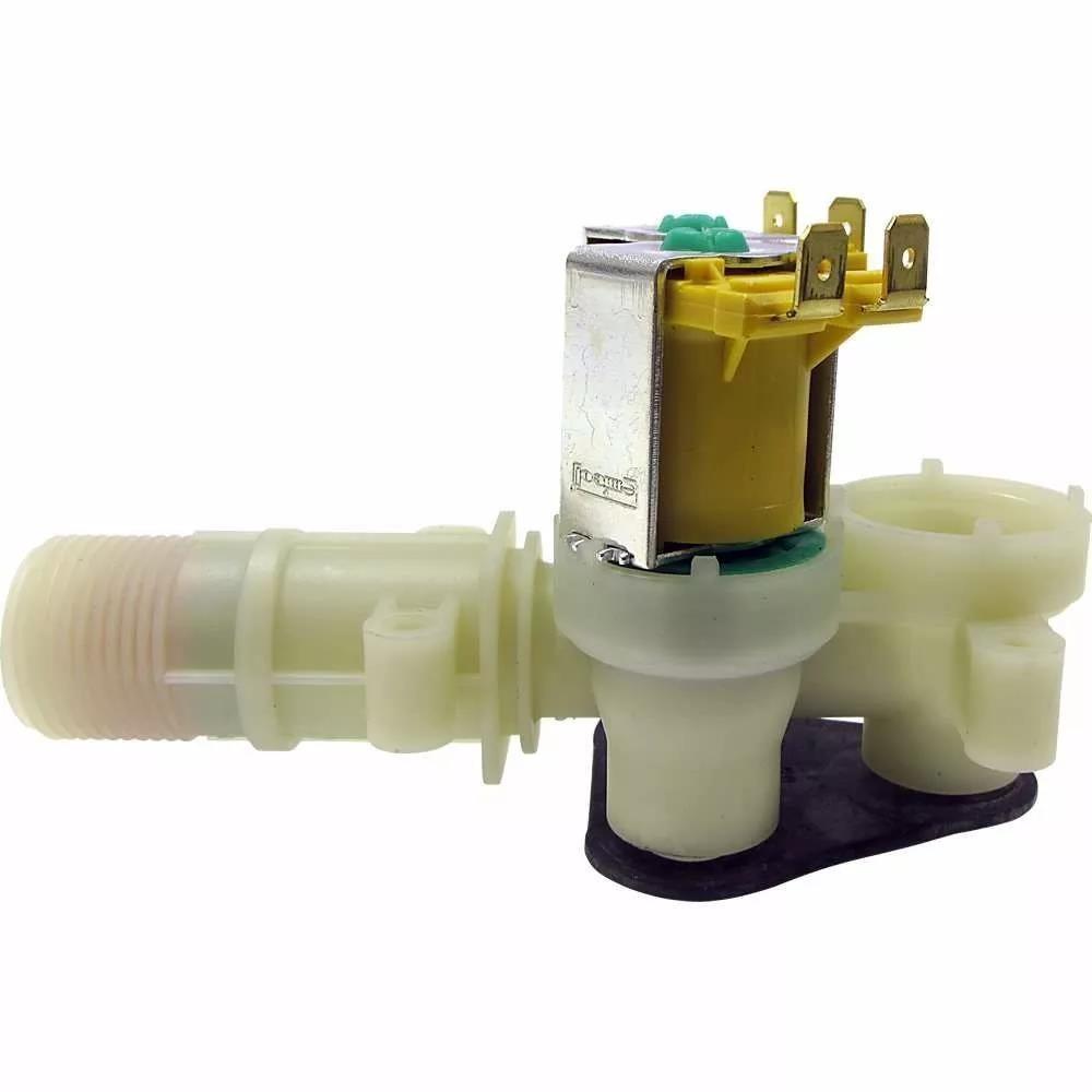 Imagem do produto Válvula Entrada Lavadora GE - 2 Vias 127v - Emicol