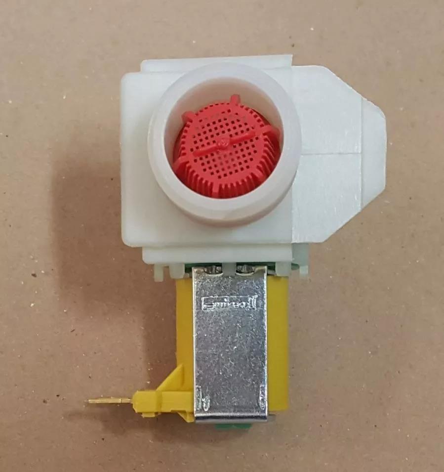 Foto2 - Válvula Simples Lavadora Continental CWV24 - 127v - Emicol