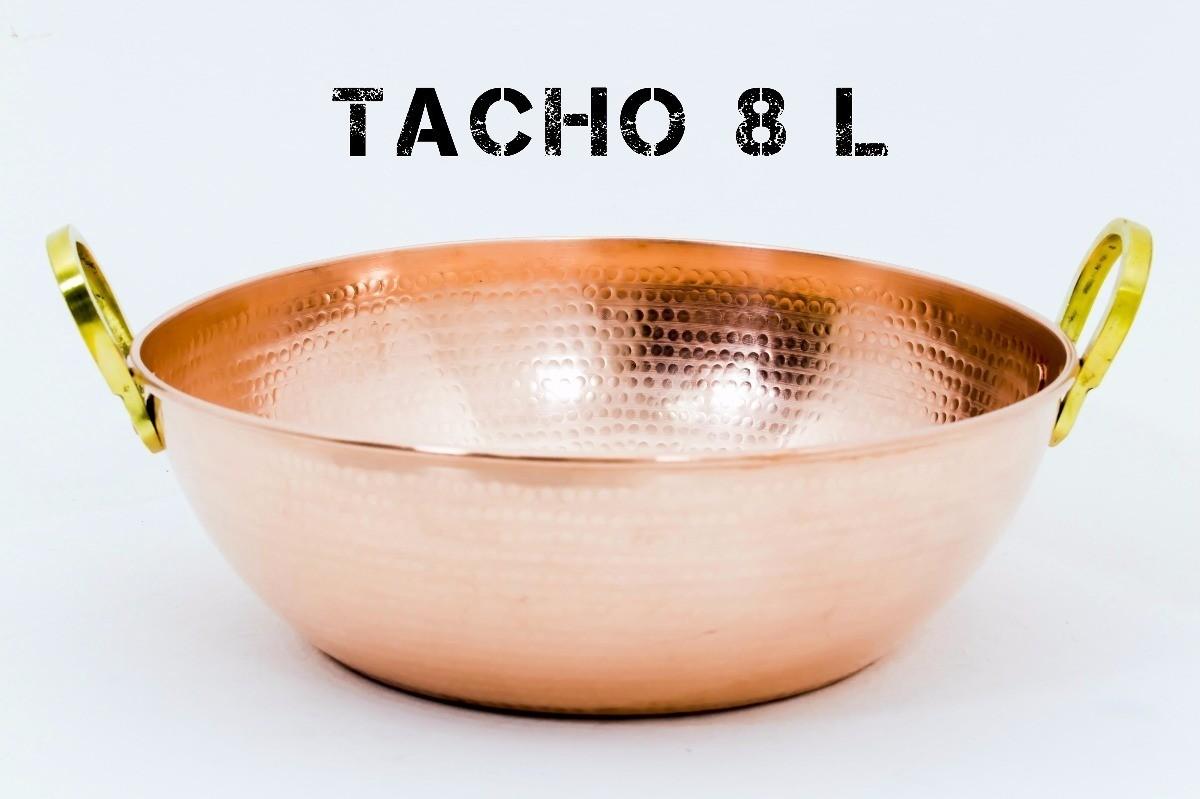 Foto 1 - Tacho de Cobre