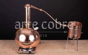 Foto4 - Alambique De Cobre Gin 10 Litros