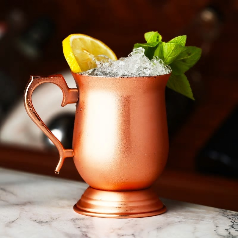 Foto 1 - Caneca Cobre Moscow Mule Imperial 330 Ml