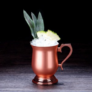 Foto3 - Caneca Cobre Moscow Mule Imperial 330 Ml