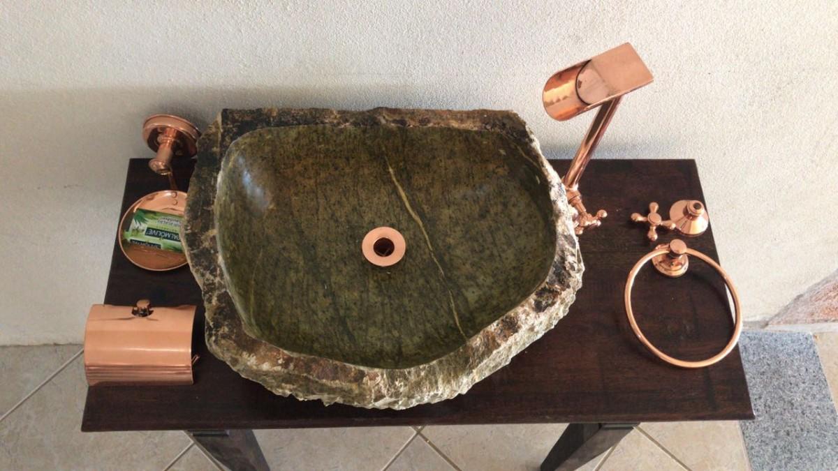 Foto 1 - Cuba de Pedra Luxo