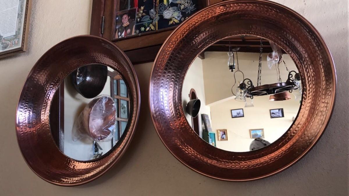 Foto 1 - Espelho de Cobre