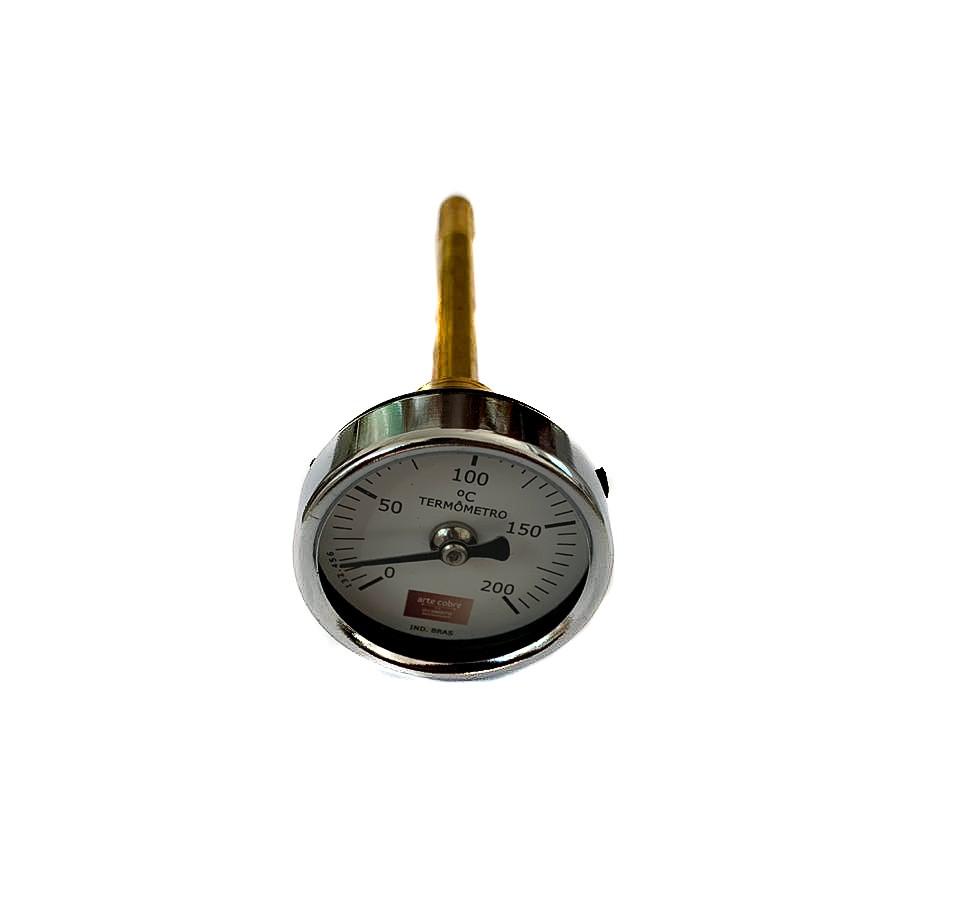 Foto 1 - Termômetro De Medicao Temperatura Para Alambique