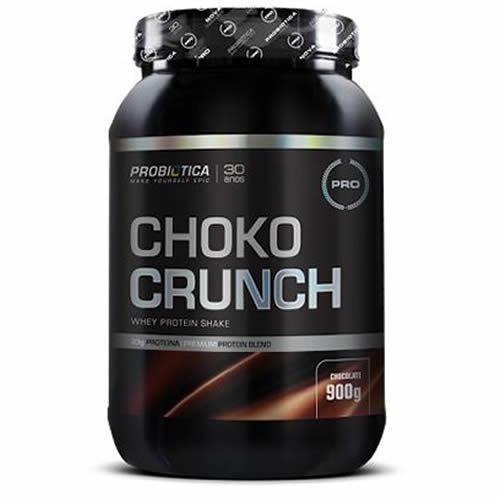 Foto 1 - Choko Crunch Protein Shake 900g Chocolate - Probiótica