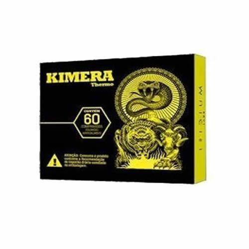 Foto 1 - Kimera Thermo - 60 comprimidos - Iridium Labs
