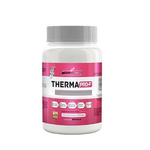 Foto 1 - Therma Pro-F - 60 cápsulas - BodyAction