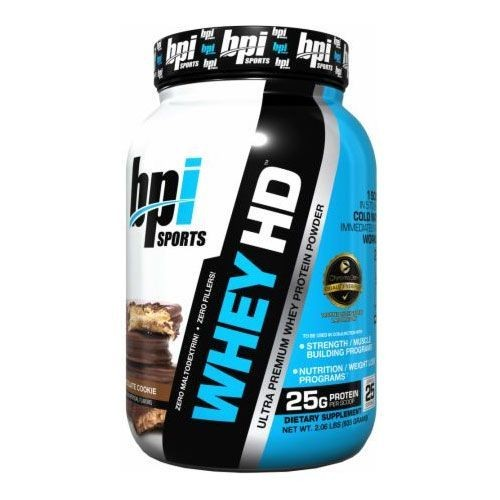 Foto 1 - Whey HD - 900g Chocolate e Cookies - BPI