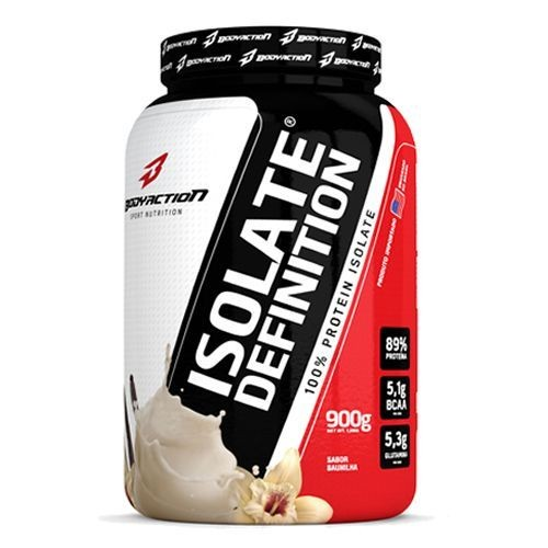 Foto 1 - Whey Isolate Definition - 900g Baunilha