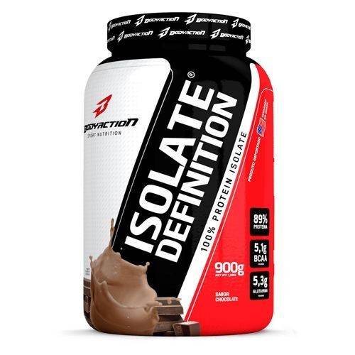 Foto 1 - Whey Isolate Definition - 900g Chocolate