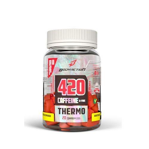 Foto 1 - X-FIRE 420 Cafeíina - 20 comprimidos - BodyAction