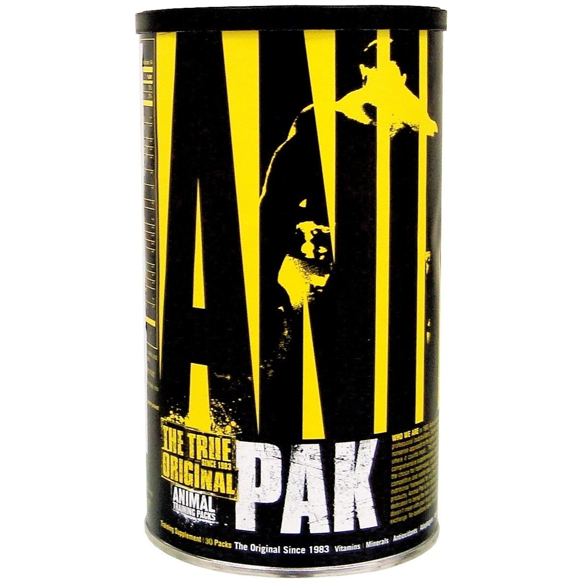 Foto 1 - Animal Pak Importado 44 Packs Universal