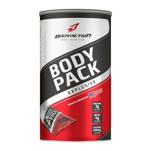 Foto 1 - Body Pack Explosive - 44 packs - BodyAction