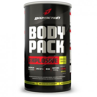 Foto 1 - BODY PACK EXPLOSIVE 22 PACKS BODY ACTION